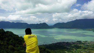 Photo of Kesejukan Danau Maninjau Dari Ketinggian, Sumatera Barat