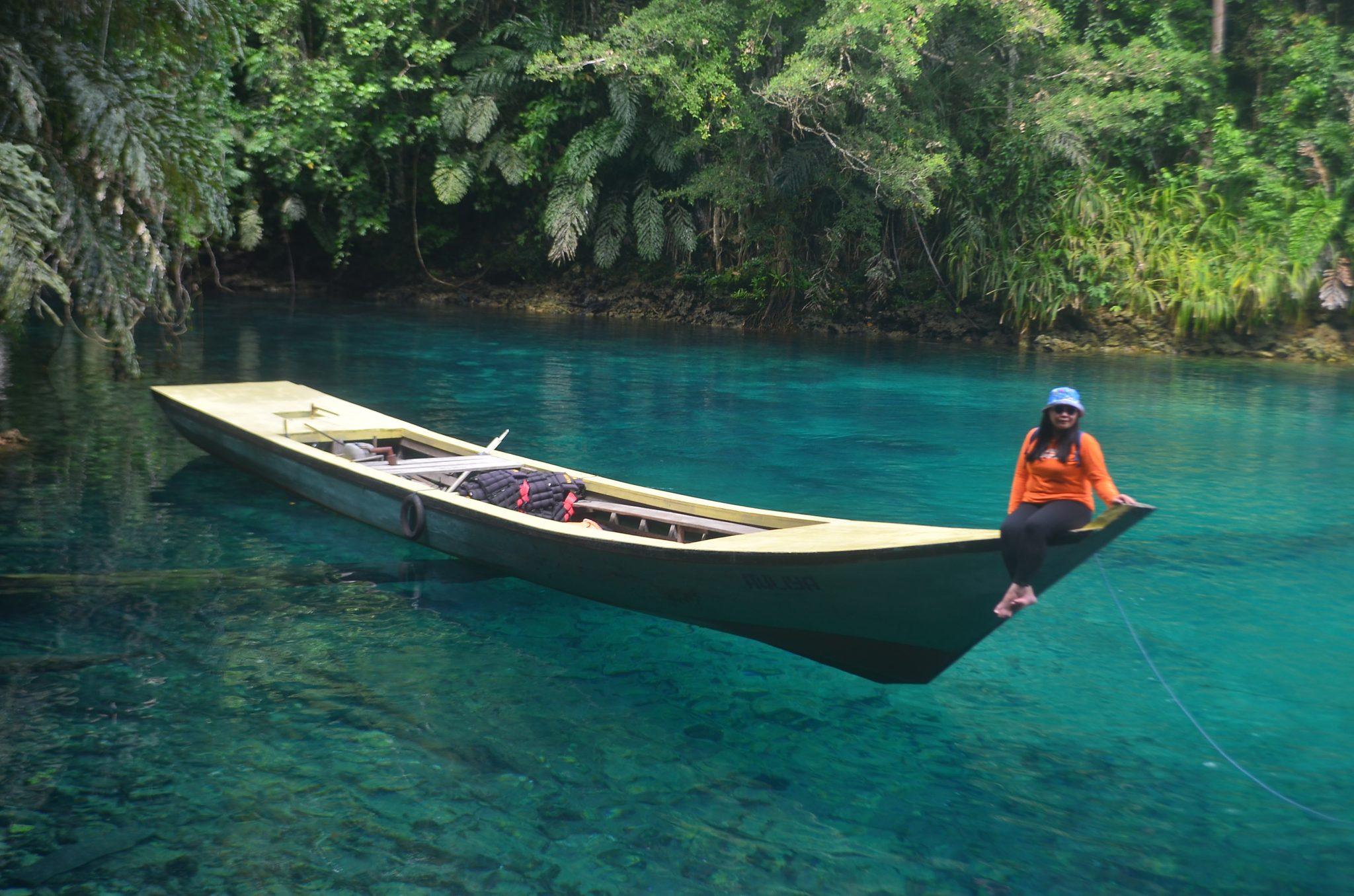 Photo of Bukan Hanya Pacar Yang Bisa Mencuri Perhatian, Tapi Kepulauan Derawan Juga