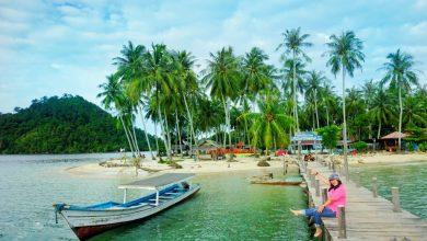 Photo of Pulau Pasumpahan! Si Cantik Dari Tanah Sumatera Barat